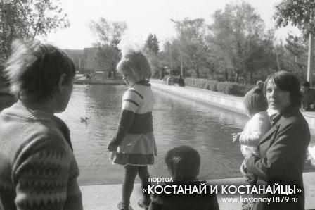 Центральный парк. 1986 год