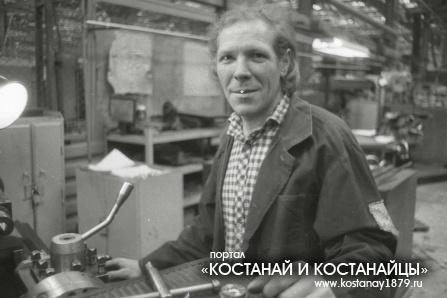 Завод дизельных двигателей. 1992 год