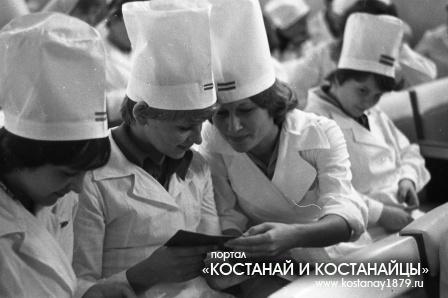 Медучилище. 1980 год
