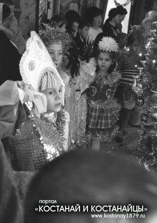 Рождественская елка. 2000 год