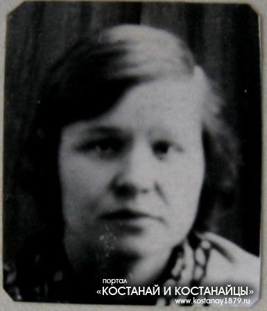Чернышева Мария Ильинична