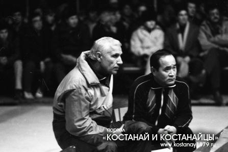 Бокс. 1990 год