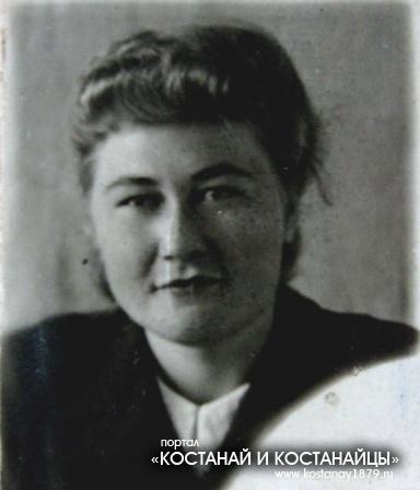Сергеева Лидия Захаровна