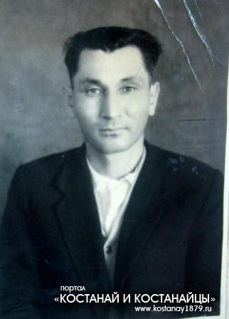Ахметов Жумабай