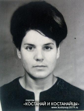 Акопьян Светлана Леоновна