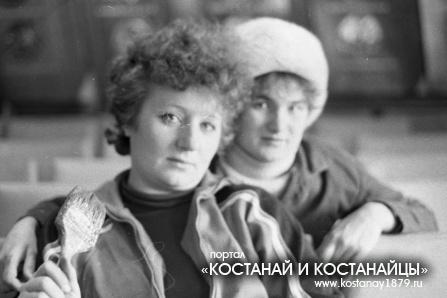 Камышнинский район. 1989 год