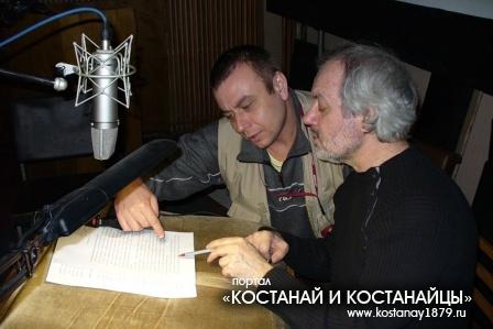 Валерий Захарьев (справа)