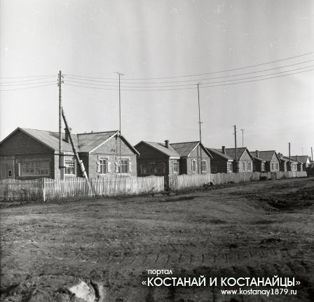 Комсомольский район 1987 год