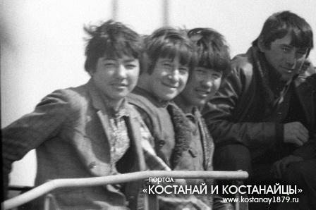 Боровской район 1982 год