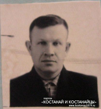 Соколов Семен Иванович