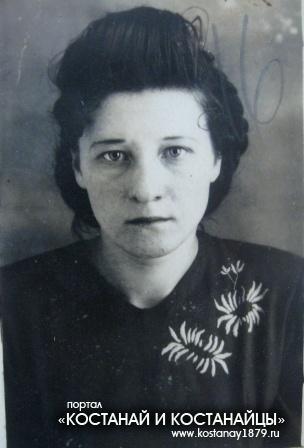Санникова Анна Васильевна