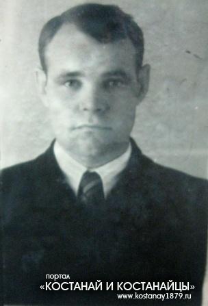 Тихонов Василий Иванович
