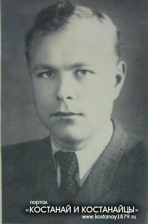 Любарский Георгий Николаевич