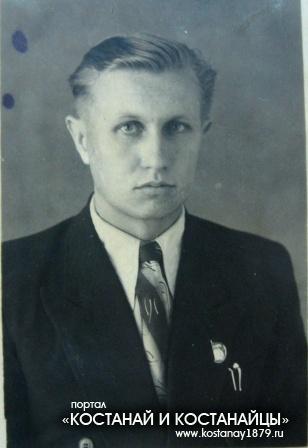 Ревунов Олег Константинович