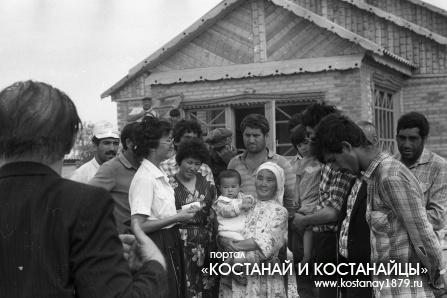 Тургай 1989 год