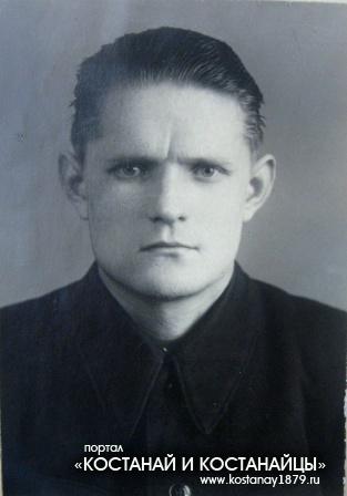 Матушкин Степан Иванович