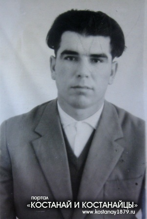 Морозов Виктор Андреевич