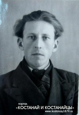 Остроухов Геннадий Михайлович