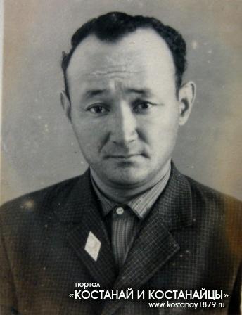 Оймаутов Касимхан