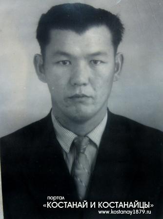 Неспбаев Кабыл Несипбаевич
