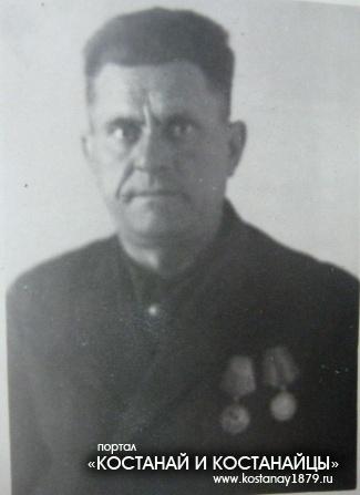 Меженин Николай Георгиевич