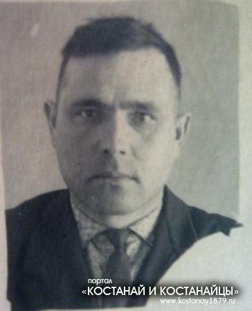 Масютин Николай Семенович