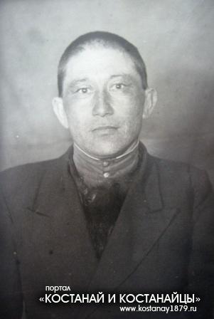 Рахиметов Мурзабай