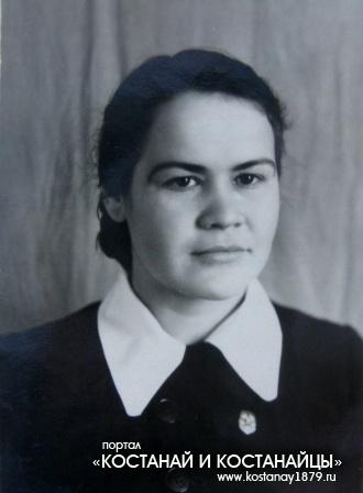 Салтаева Мария Степановна