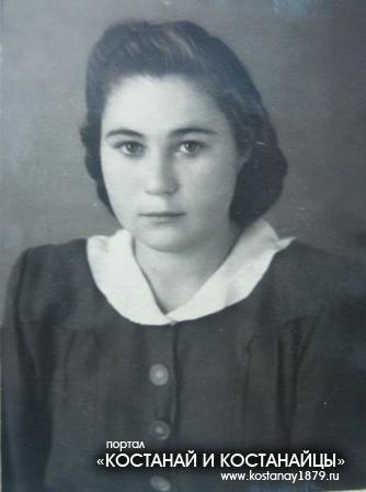 Герасимова Нина Васильевна