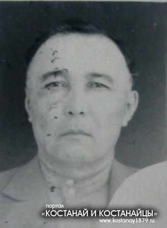 Терикбаев Магзум