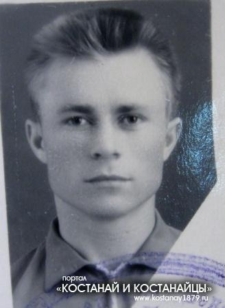 Чеботарев Василий Егорович