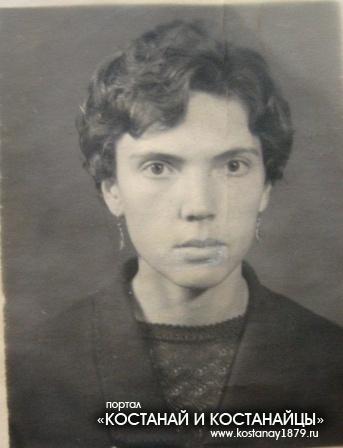Долженкова Лидия Валентиновна