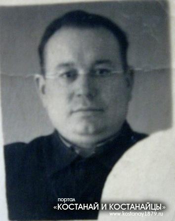 Писарев Василий Михайлович