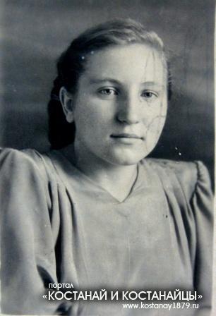 Цыгулева Нина Андреевна