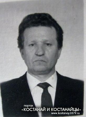 Цыз Владимир Прокофьевич