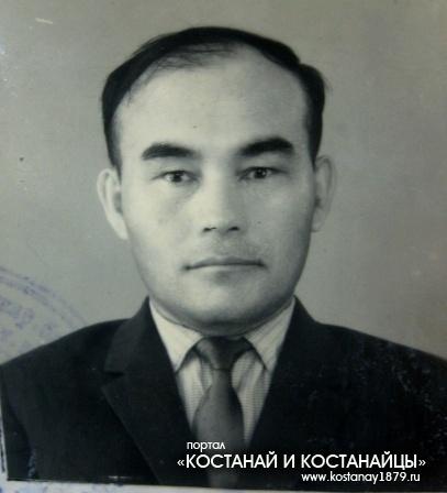 Жанакаев Уразбек Жанакаевич