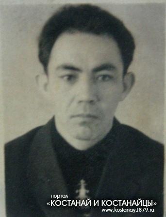 Жанбулатов Серикбай Умбетович