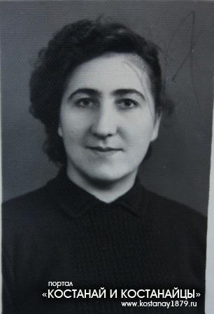 Сазонова Людмила Ивановна
