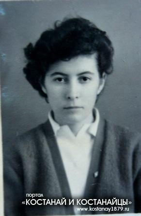 Сергеева Валентина Ивановна