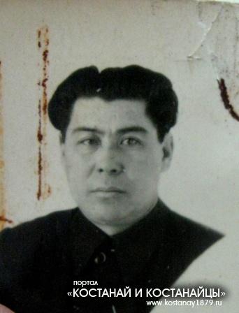 Тасмагамбетов Байтула