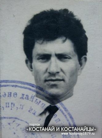 Лоскутов Владимир Петрович