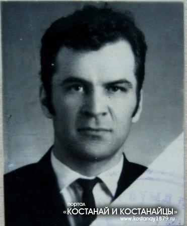 Лысенко Николай Пантелеевич