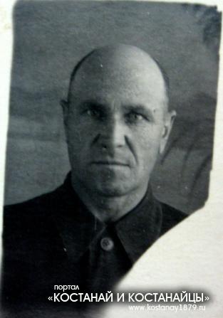 Косых Петр Федорович
