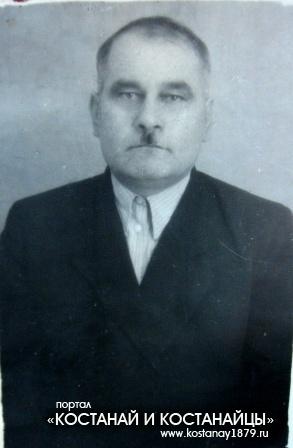 Долгополов Дмитрий Афанасьевич
