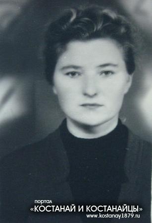 Кудимова Вера Семеновна