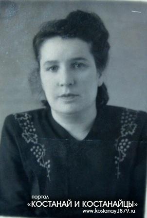 Карякина Мария Петровна