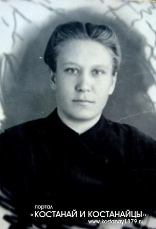Краснова (Пономаренко) Нина Ивановна
