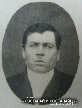 Антонов Спиридон Александрович