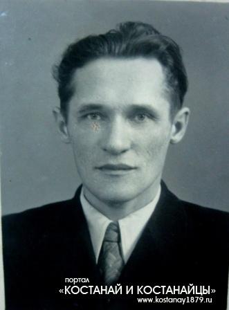 Волковинский Павел Григорьевич