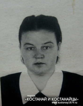 Волошина Екатерина Семеновна